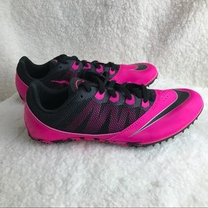 3055b6ca7 Nike Shoes - Neon hot pink new track shoes women 8 1 2